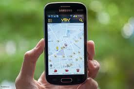 VOV  - Bản đồ giao thông
