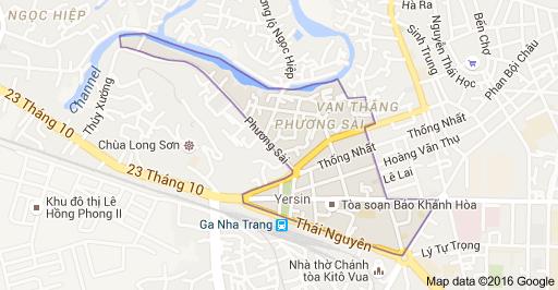 Địa danh Phường Củi - TP. Nha Trang