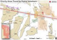 Bản đồ kỳ diệu giúp cứu nạn nhân bão Philippines