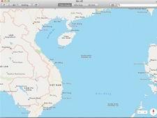 Apple thể hiện chủ quyền Hoàng Sa, Trường Sa của Việt Nam