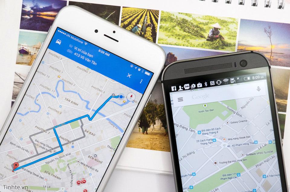 Google Maps: chặng đường 10 năm làm thay đổi lĩnh vực bản đồ số