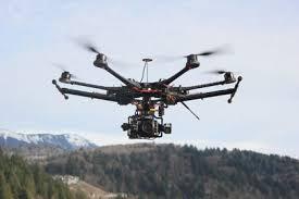 Phương pháp mới: Trồng cây bằng máy bay không người lái