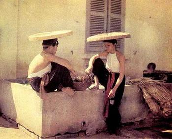 Ảnh màu về Hà Nội những ngày đầu thế kỷ 20