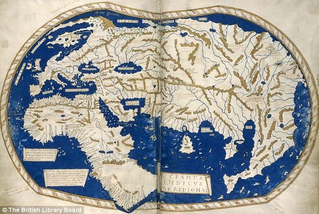 Những tấm bản đồ làm thay đổi thế giới (phần 1)