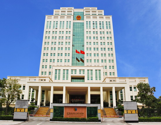 Chính phủ ban hành Nghị định quy định chức năng, nhiệm vụ, quyền hạn và cơ cấu tổ chức của Bộ Tài nguyên và Môi trường