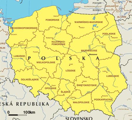Một số kinh nghiệm quản lý hoạt động đo đạc và bản đồ của Cộng hòa Ba Lan
