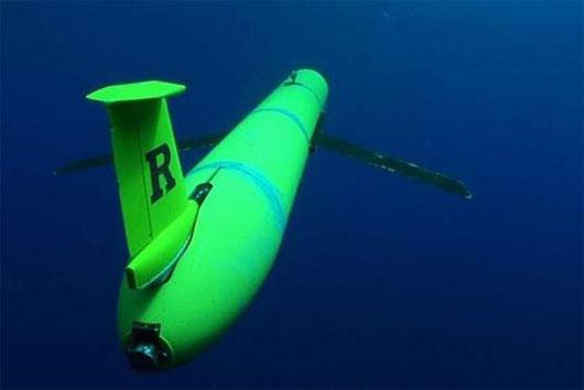 Tàu ngầm hỗ trợ vẽ bản đồ đại dương